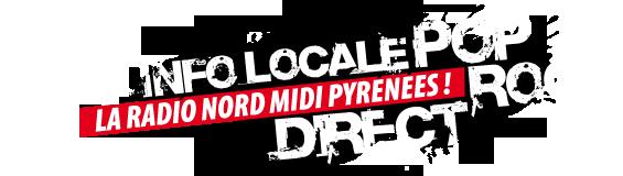 La radio Nord Midi Pyrénées